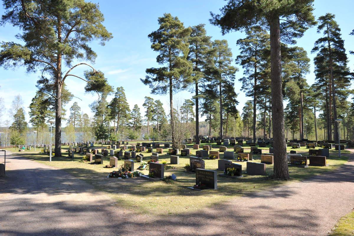 Dragsfjärdin hautausmaa